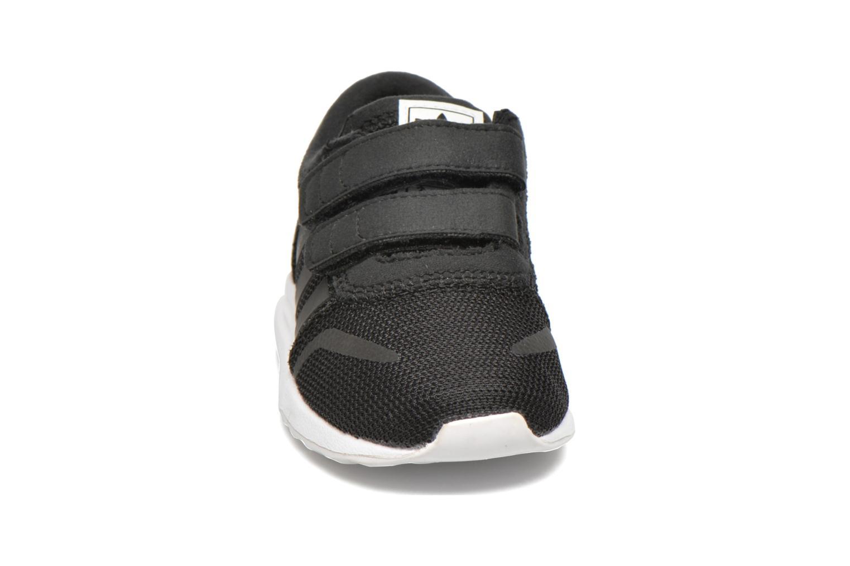 Sneaker Adidas Originals Los Angeles Cf I schwarz schuhe getragen