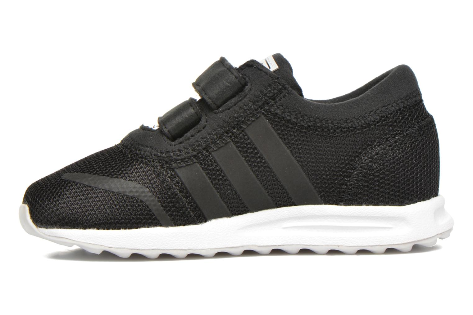 Baskets Adidas Originals Los Angeles Cf I Noir vue face