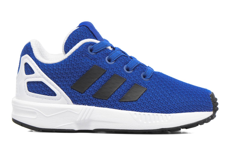Baskets Adidas Originals Zx Flux El I Bleu vue derrière