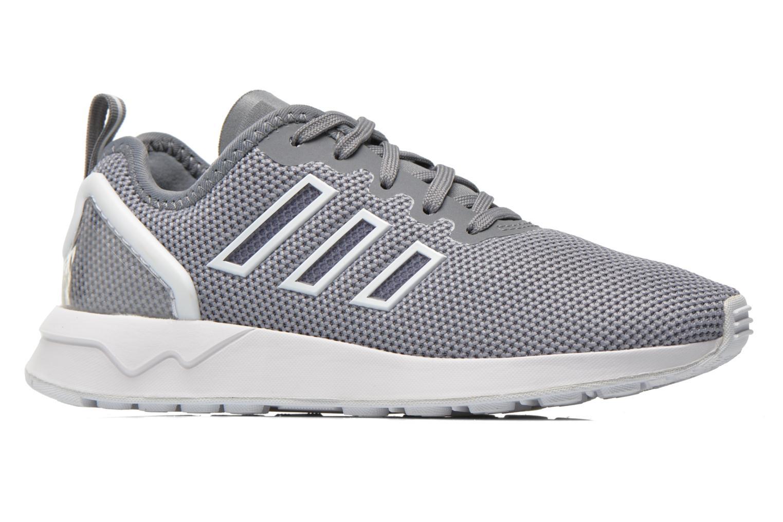 Sneaker Adidas Originals Zx Flux Adv K grau ansicht von hinten