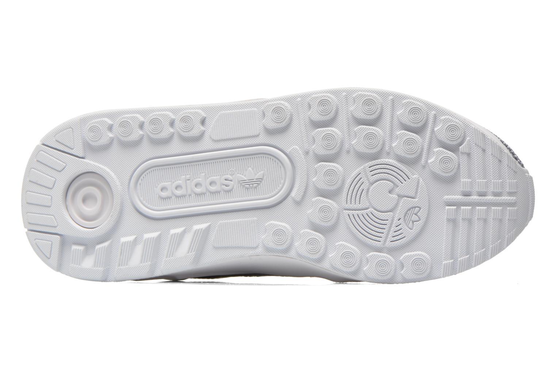 Sneaker Adidas Originals Zx Flux Adv K grau ansicht von oben