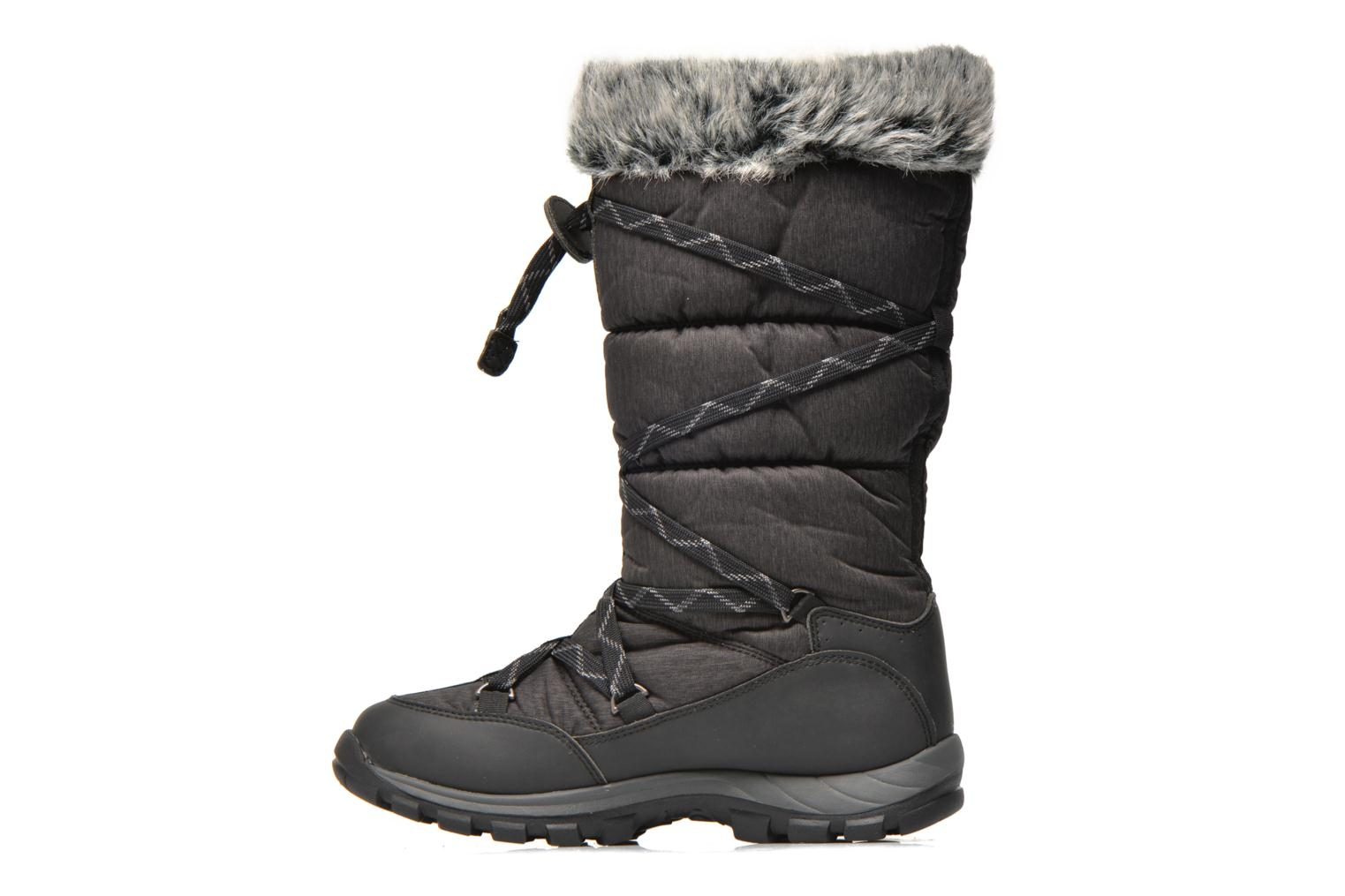 Bottines et boots Timberland Over the Chill Noir vue face