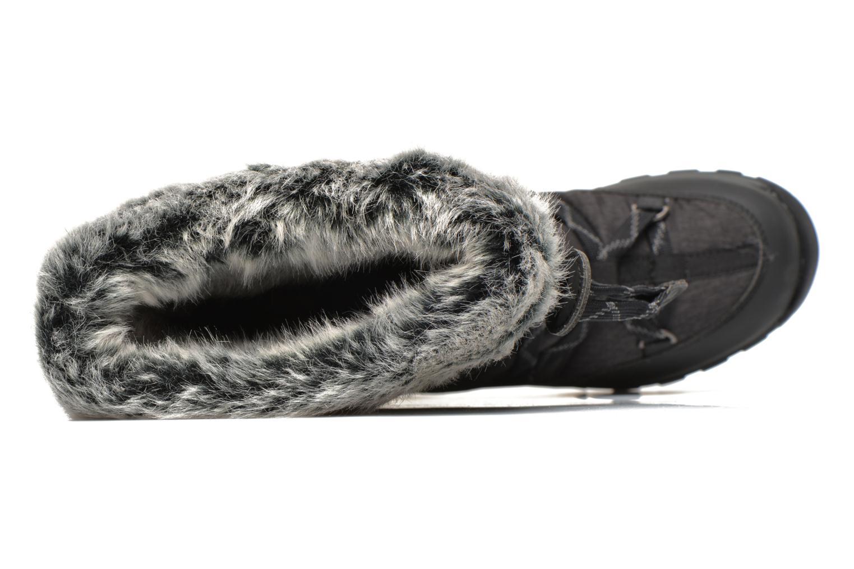 Bottines et boots Timberland Over the Chill Noir vue gauche