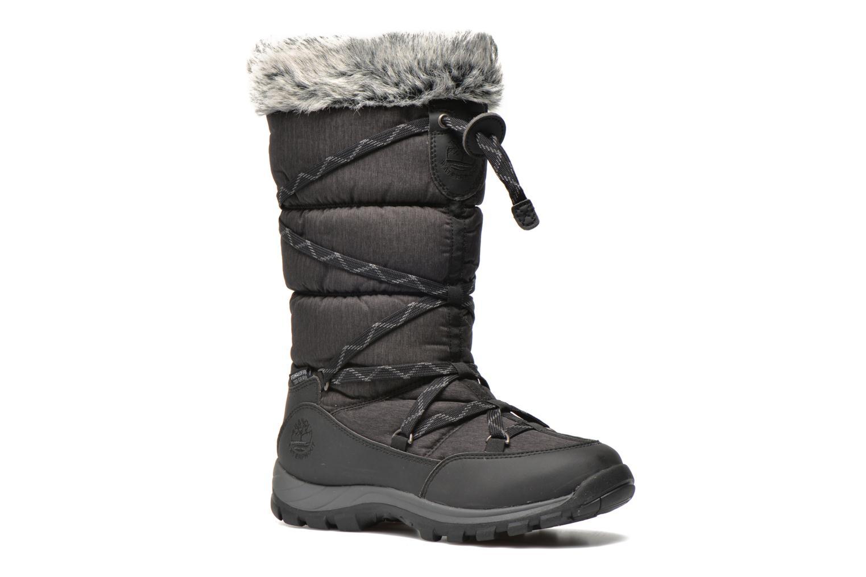 Bottines et boots Timberland Over the Chill Noir vue détail/paire
