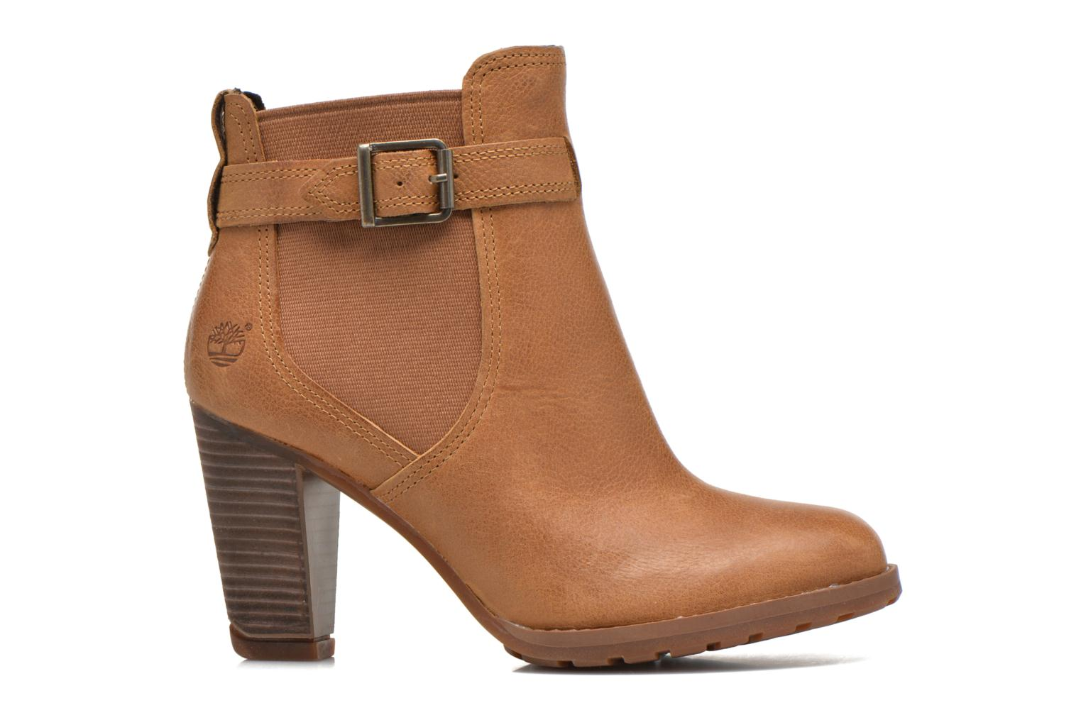 Bottines et boots Timberland Stratham Heights Double Marron vue derrière