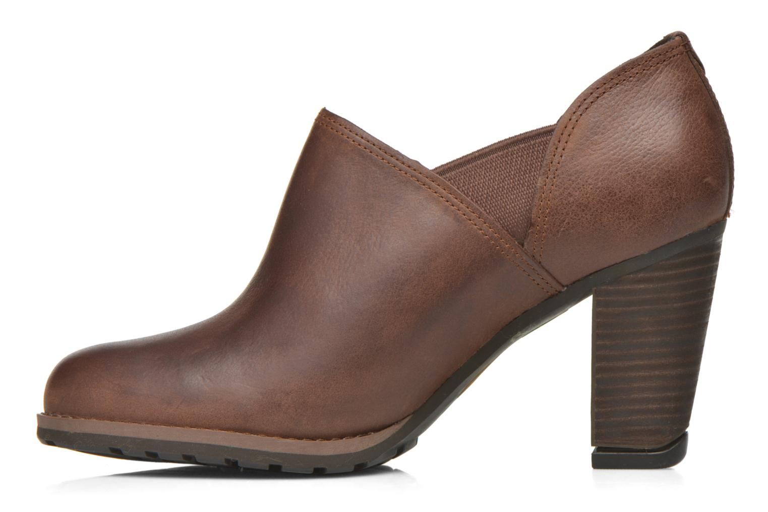 Ankle boots Timberland Stratham Heights Shootie Brown front view