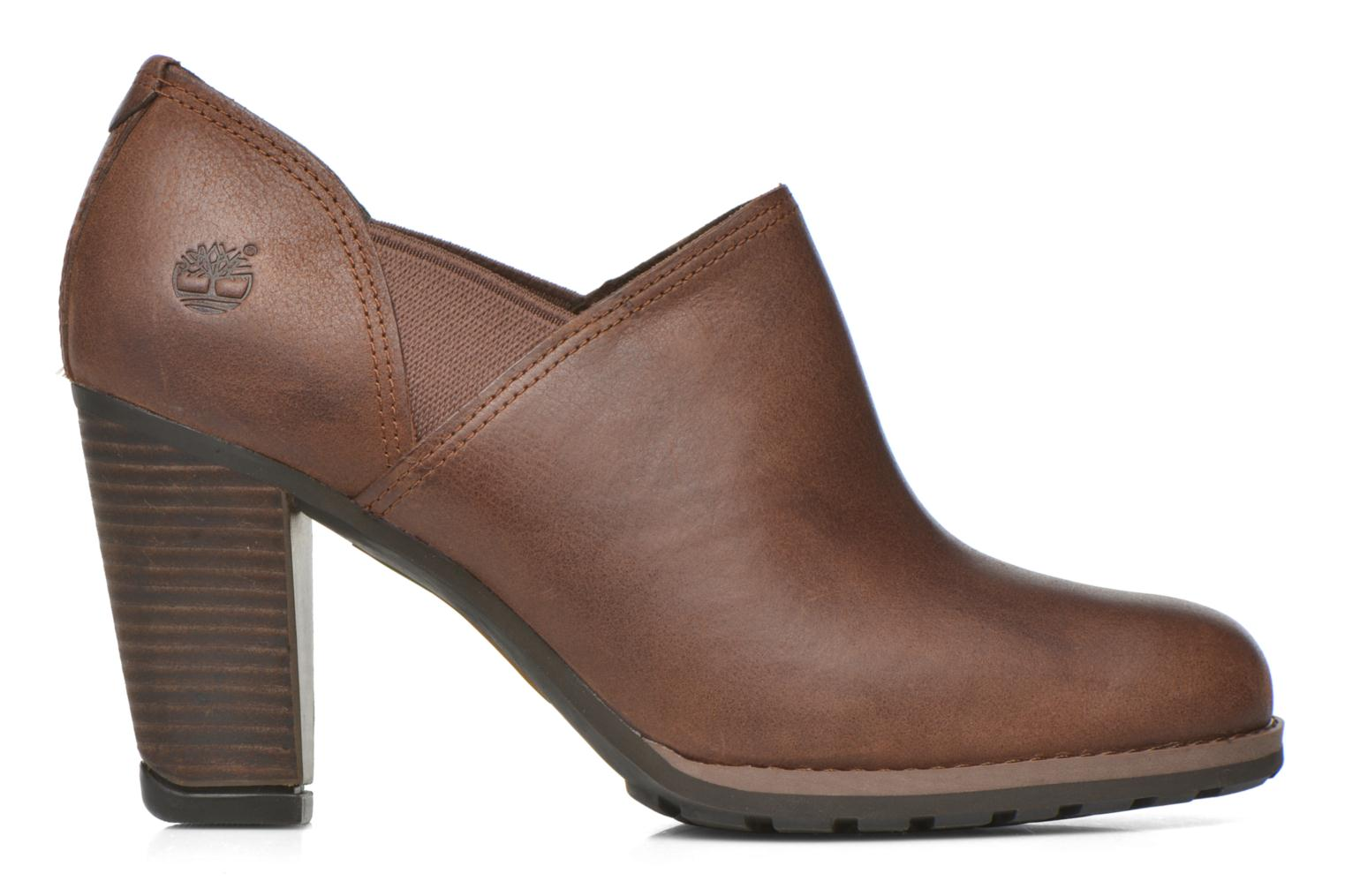 Ankle boots Timberland Stratham Heights Shootie Brown back view