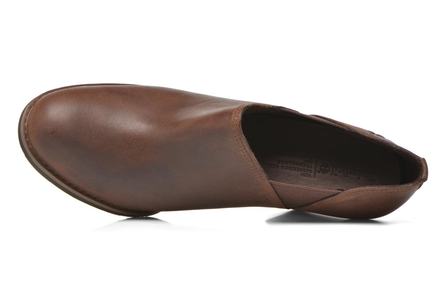 Stratham Heights Shootie Dark Brown