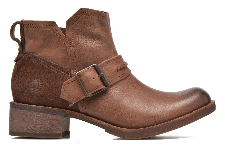 Bottines et boots Timberland Whittemore Mid Lace Boot Marron vue derrière