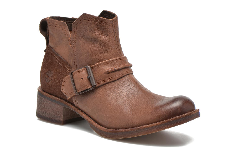 Stiefeletten & Boots Timberland Whittemore Mid Lace Boot braun detaillierte ansicht/modell