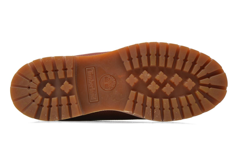 """Stiefeletten & Boots Timberland Icon 6"""" Premium Boot braun ansicht von oben"""
