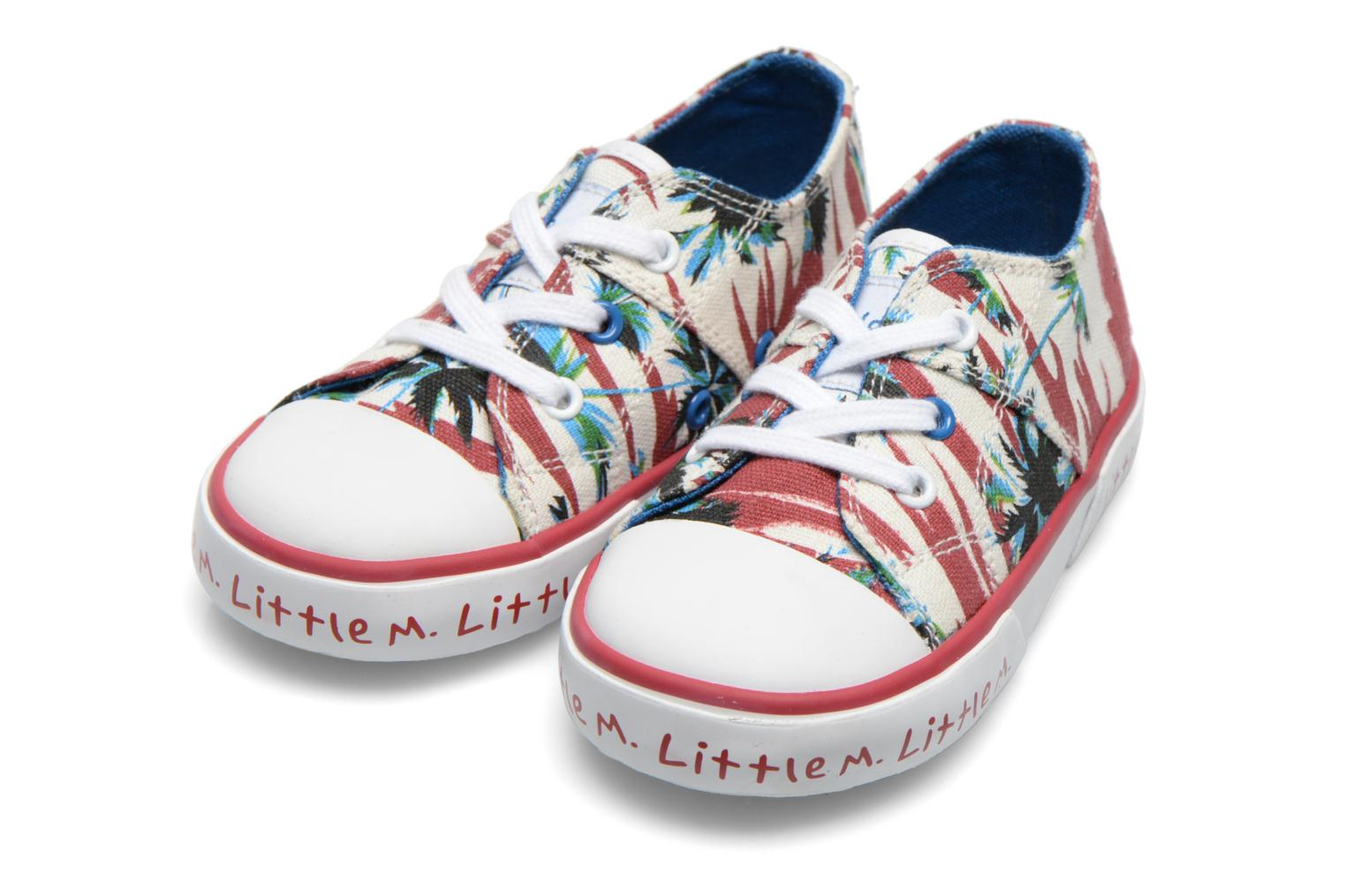 Trainers Little Mary Little Tennis Hawai Multicolor 3/4 view