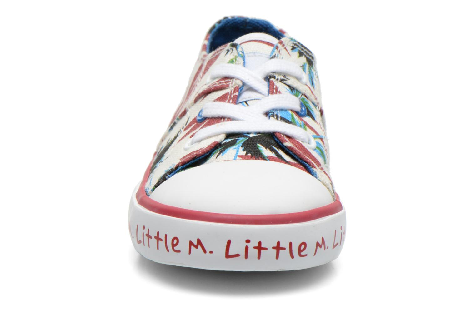 Deportivas Little Mary Little Tennis Hawai Multicolor vista del modelo