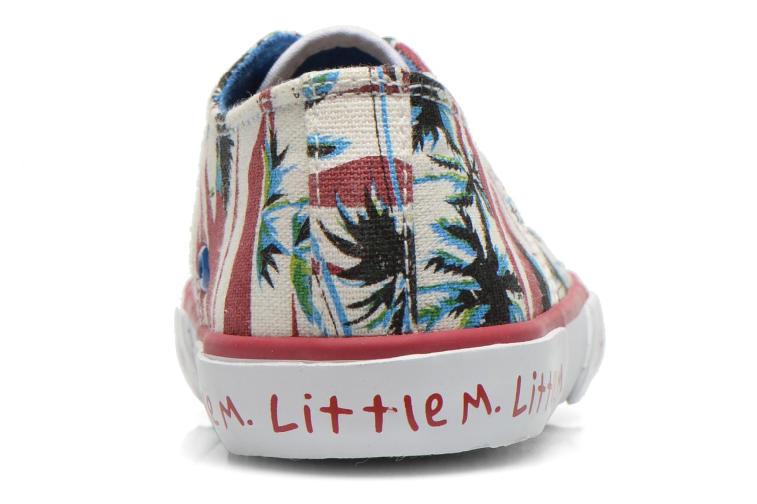 Trainers Little Mary Little Tennis Hawai Multicolor view from the right