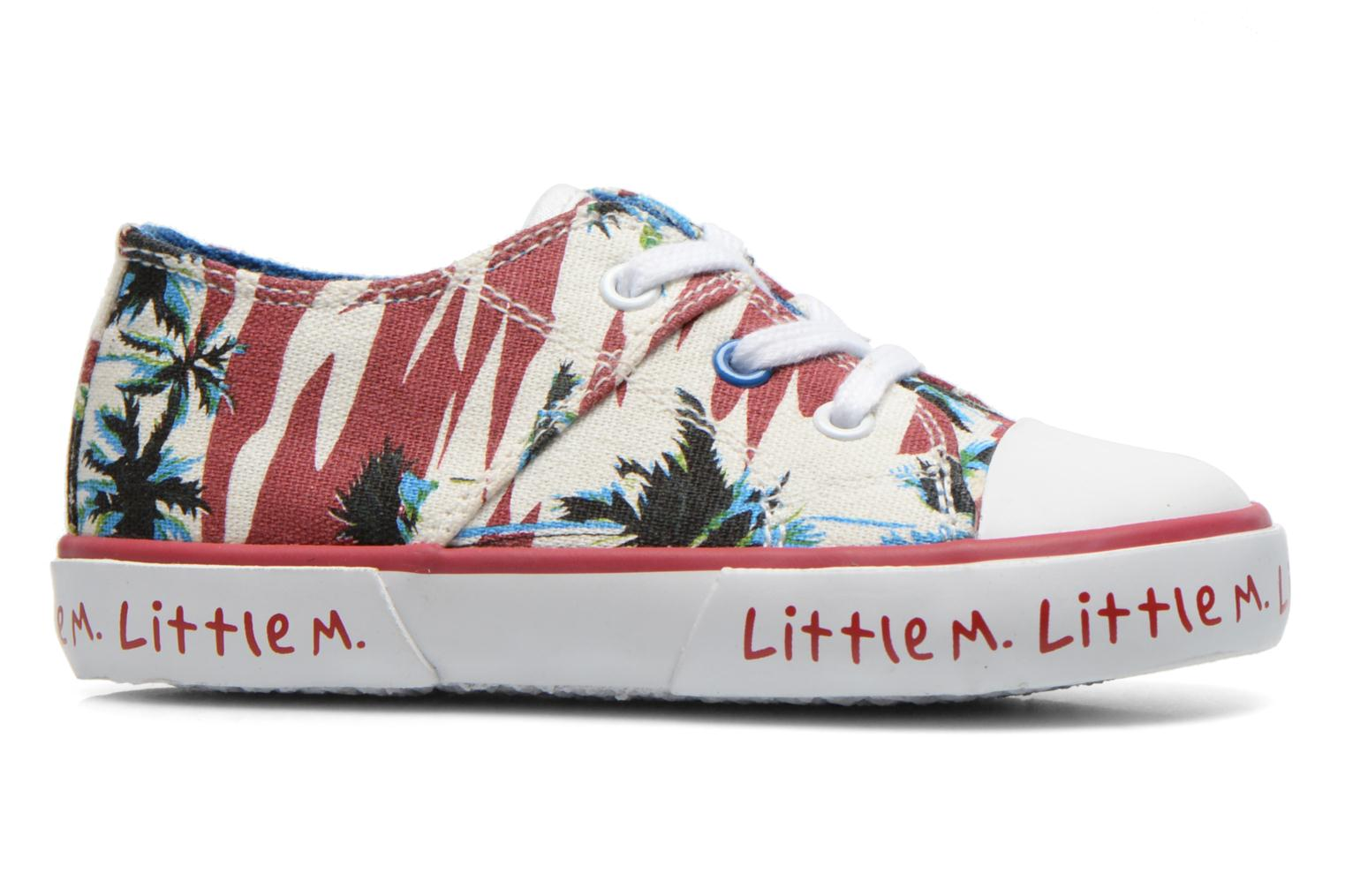 Trainers Little Mary Little Tennis Hawai Multicolor back view