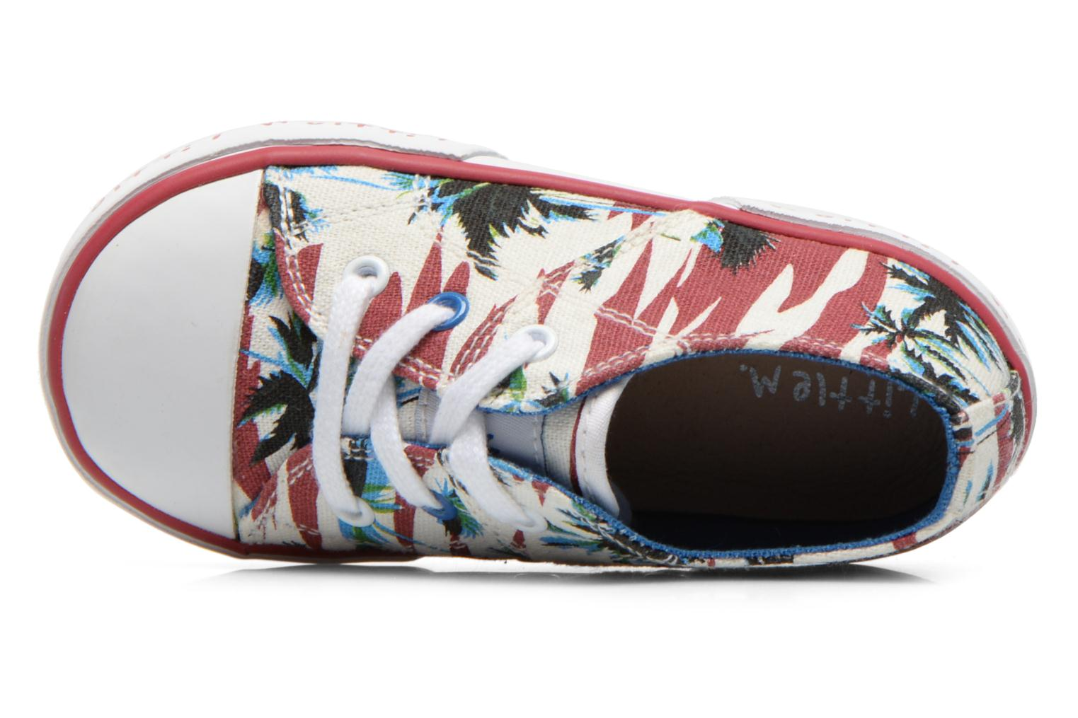 Trainers Little Mary Little Tennis Hawai Multicolor view from the left