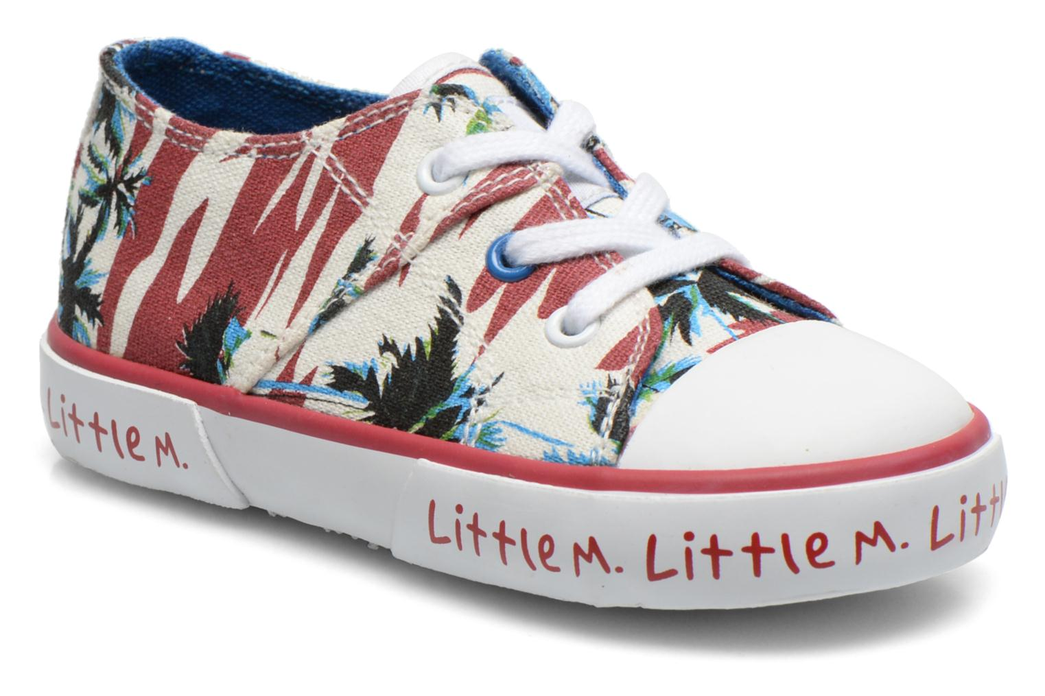 Trainers Little Mary Little Tennis Hawai Multicolor detailed view/ Pair view