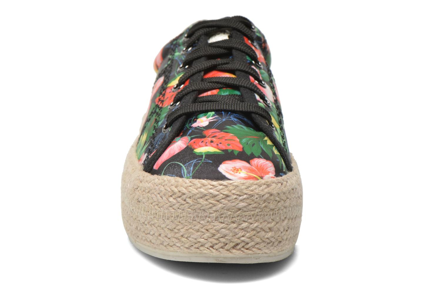 Trainers Colors of California Sneakers Double Sole Multicolor model view