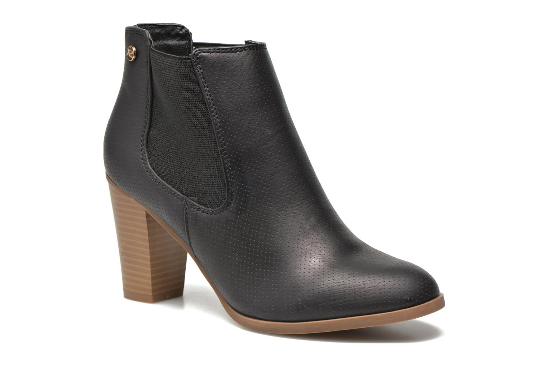 Zapatos promocionales Xti Mila 45011 (Negro) - Botines    Gran descuento