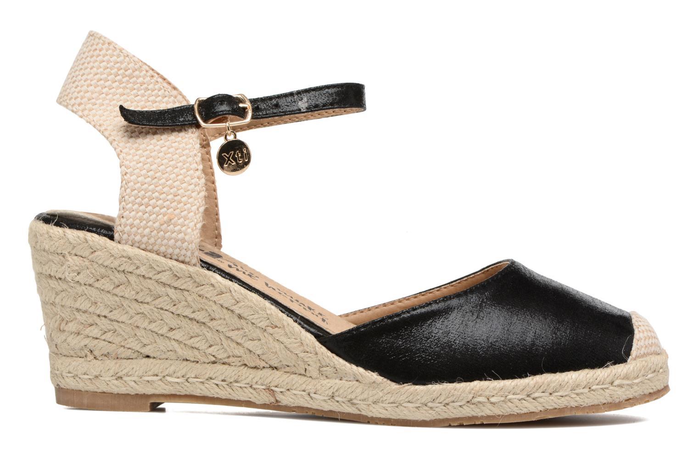 Sandales et nu-pieds Xti Brownie 45061 Noir vue derrière