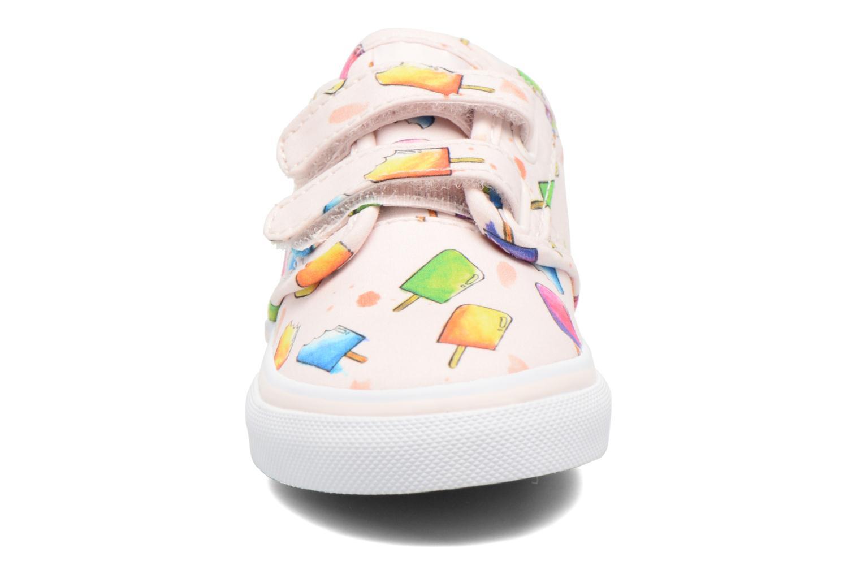 Baskets Vans Atwood V BB Multicolore vue portées chaussures