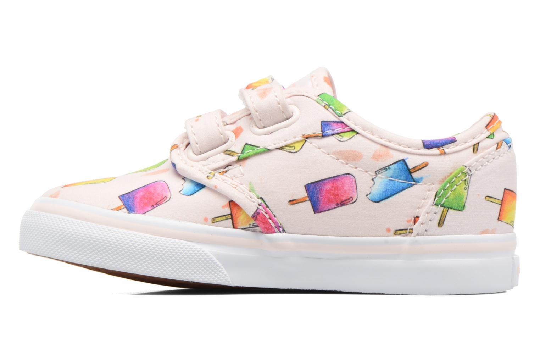 Sneaker Vans Atwood V BB mehrfarbig ansicht von vorne