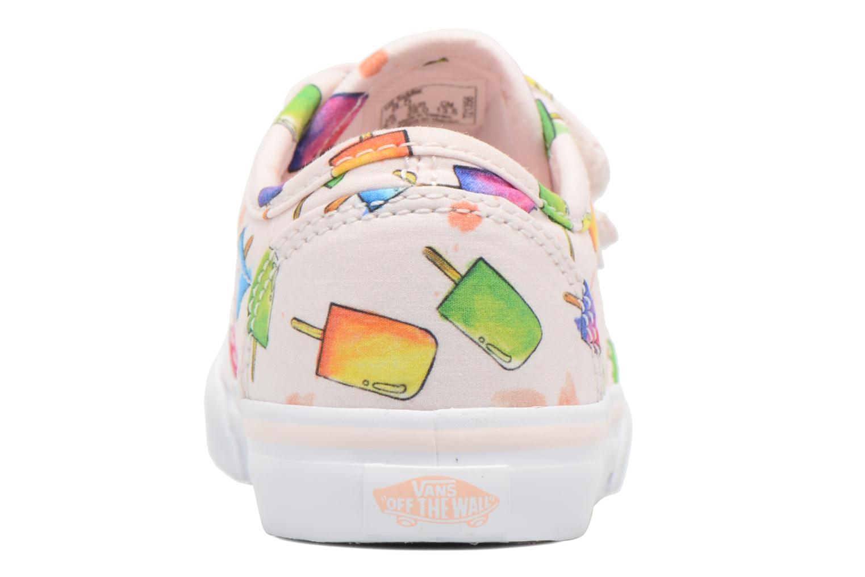 Sneaker Vans Atwood V BB mehrfarbig ansicht von rechts