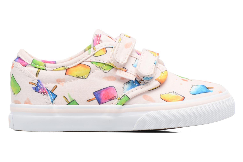 Sneaker Vans Atwood V BB mehrfarbig ansicht von hinten