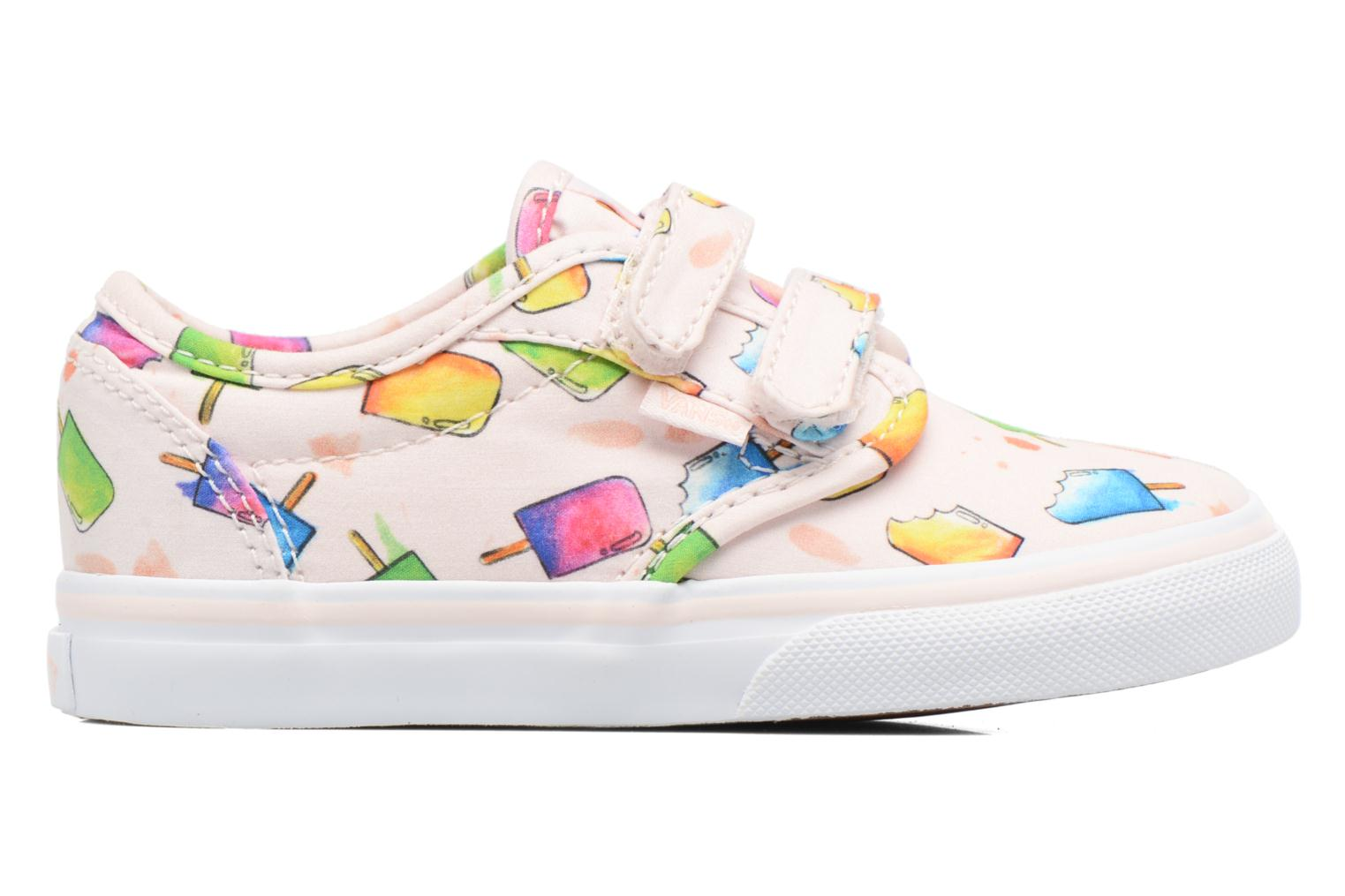 Trainers Vans Atwood V BB Multicolor back view