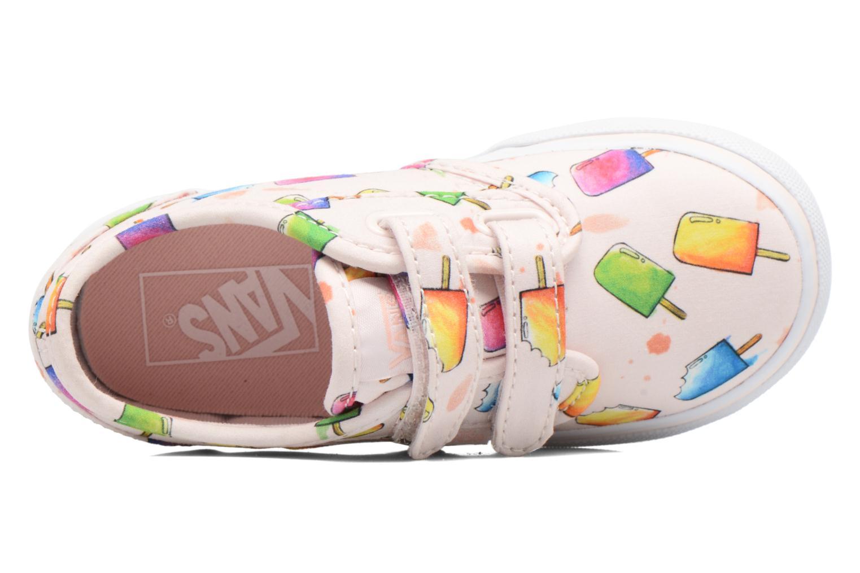 Sneaker Vans Atwood V BB mehrfarbig ansicht von links