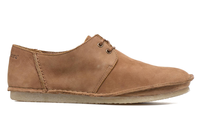 Zapatos con cordones Kickers Mystilace Marrón vistra trasera