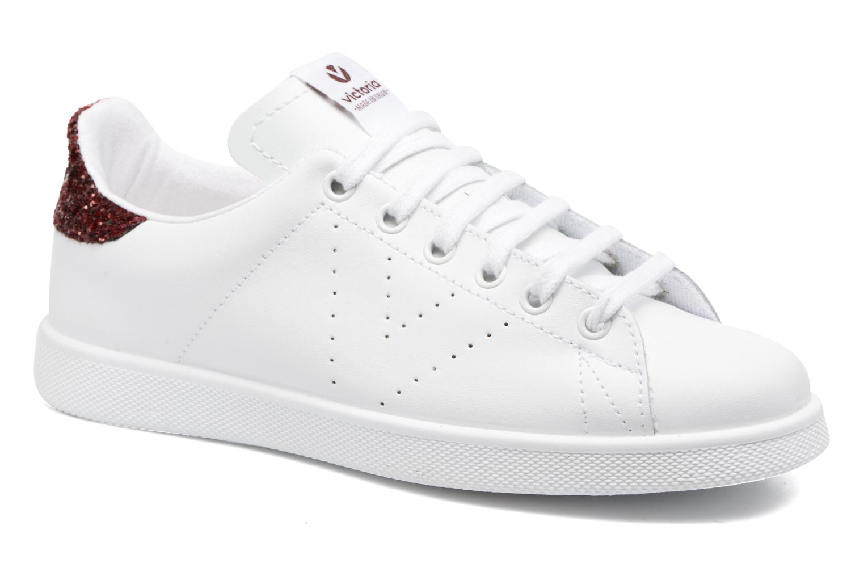 Sneaker Victoria Deportivo Piel weiß detaillierte ansicht/modell