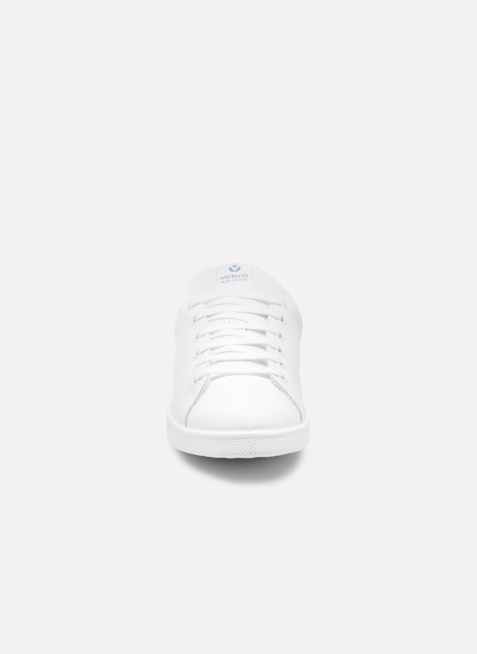 Trainers Victoria Deportivo Piel White model view