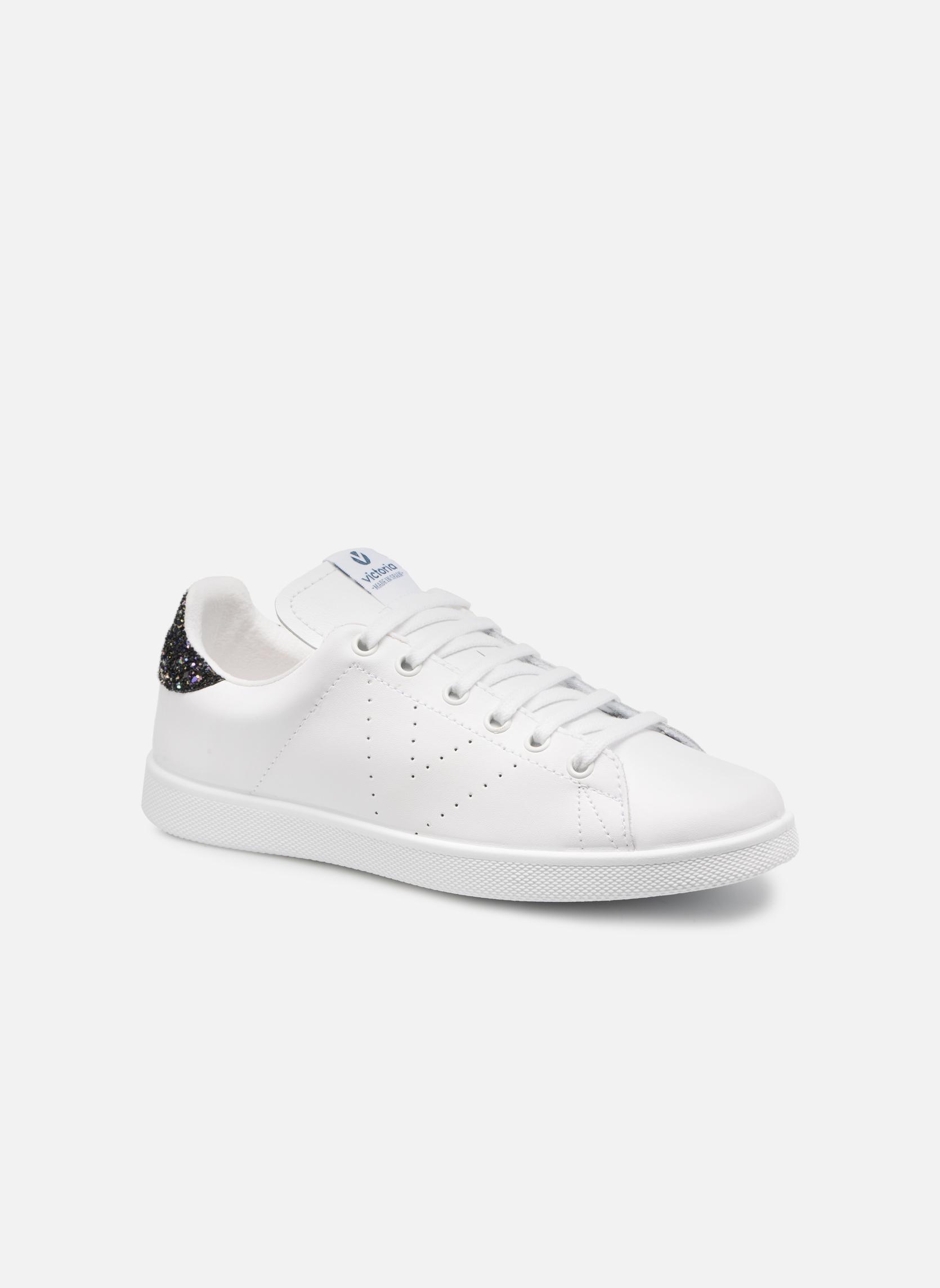 Grandes descuentos últimos zapatos Victoria Deportivo Piel (Blanco) - Deportivas Descuento