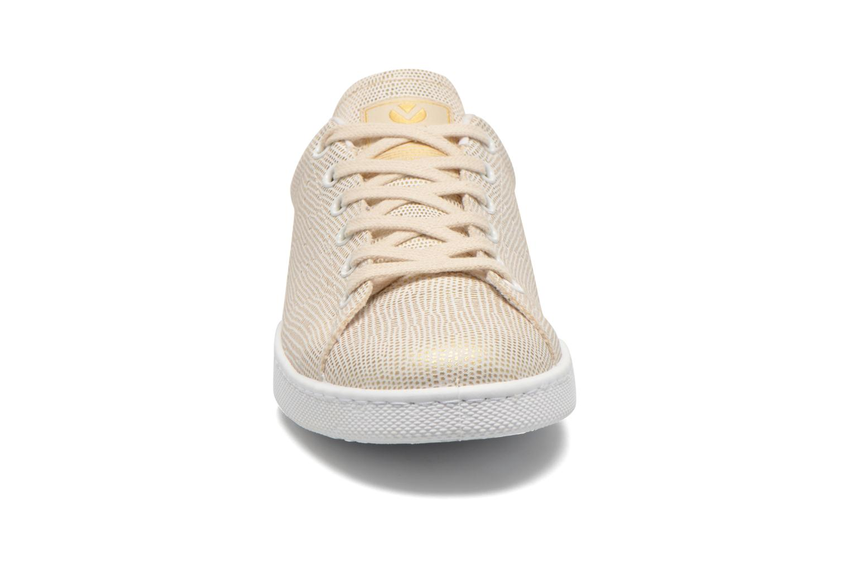 Sneaker Victoria Deportivo Basket Tejido Fant gold/bronze schuhe getragen