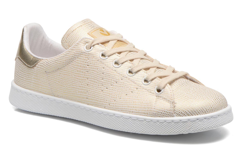 Sneaker Victoria Deportivo Basket Tejido Fant gold/bronze detaillierte ansicht/modell