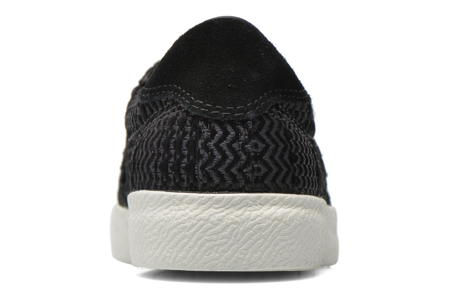 Trainers Converse Breakpoint Ox M Black view from the right