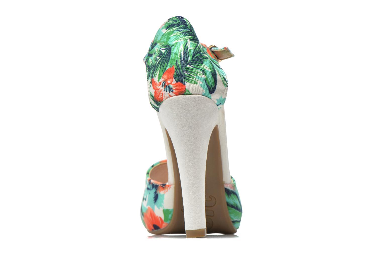 Sandales et nu-pieds Refresh Lena Multicolore vue droite