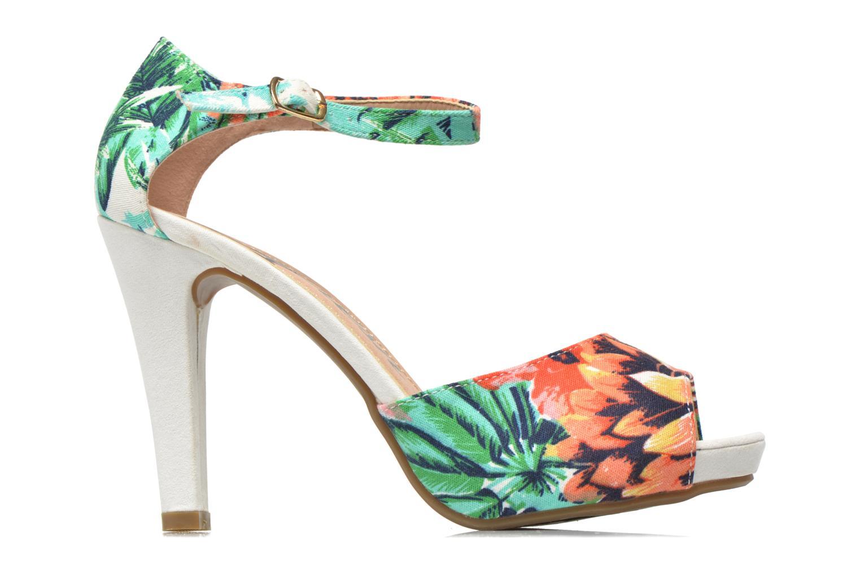 Sandales et nu-pieds Refresh Lena Multicolore vue derrière