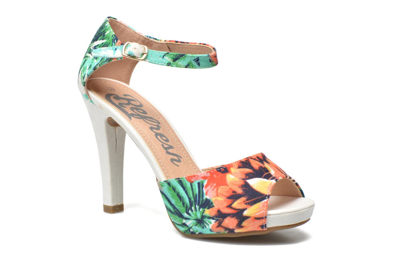 Sandaler Refresh Lena Multi detaljerad bild på paret