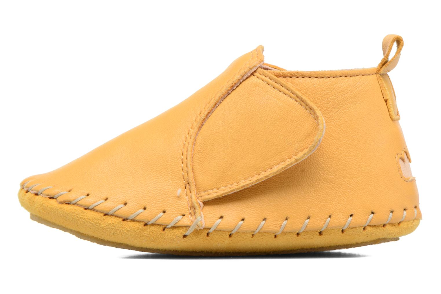 Slippers Easy Peasy Bomok Aile Yellow view from the right