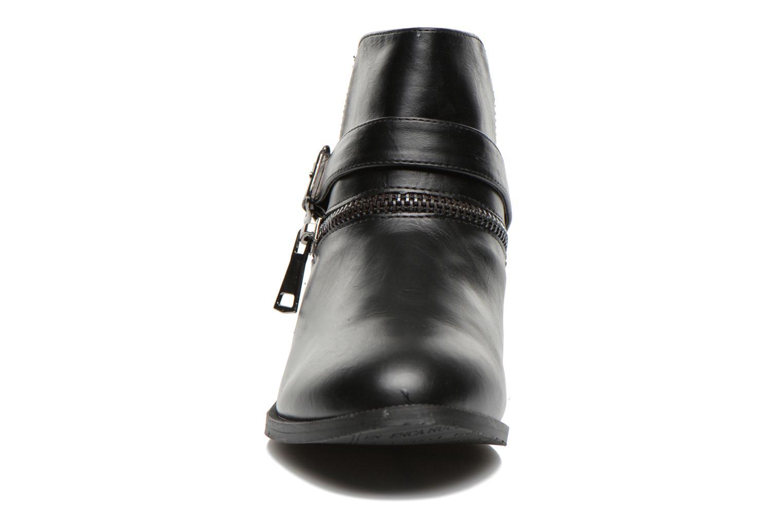 Bottines et boots Enza Nucci Carla Noir vue portées chaussures