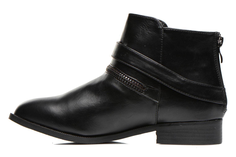 Bottines et boots Enza Nucci Carla Noir vue face