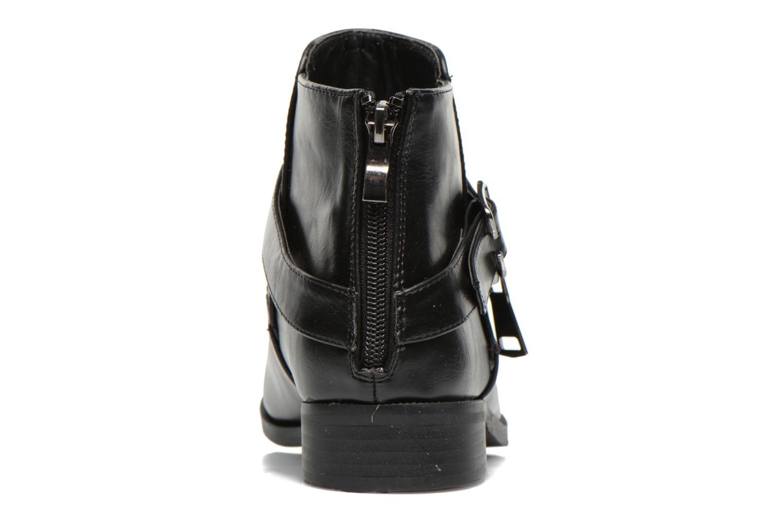 Bottines et boots Enza Nucci Carla Noir vue droite