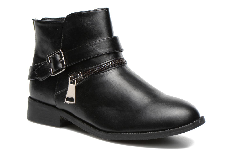 Bottines et boots Enza Nucci Carla Noir vue détail/paire