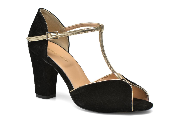Gitango 2 Velour noir + gold