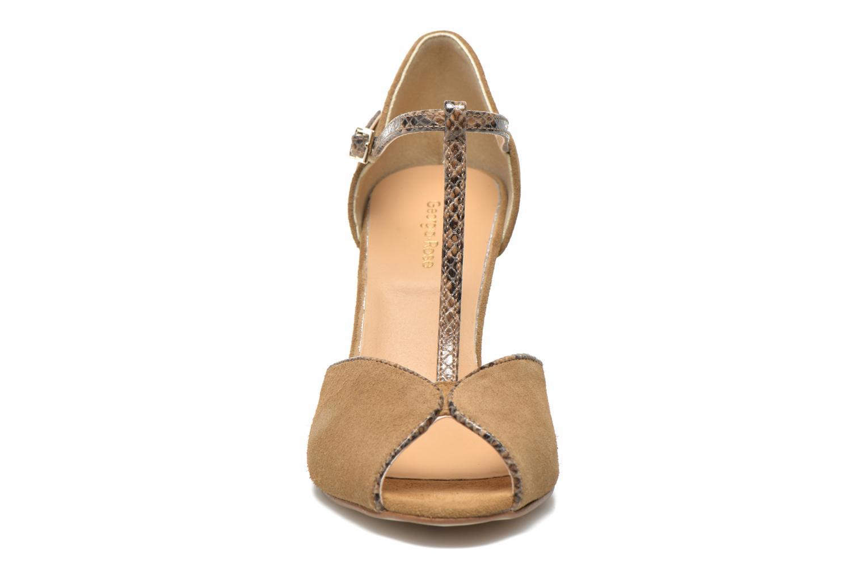 Escarpins Georgia Rose Gitango 2 Beige vue portées chaussures