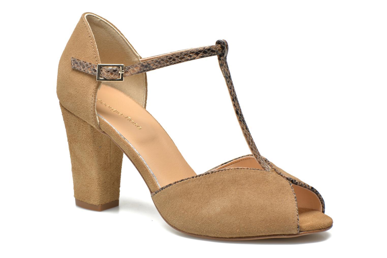 ZapatosGeorgia Rose Gitango 2 (Beige) - Zapatos Casual de tacón   Casual Zapatos salvaje c5a4ab