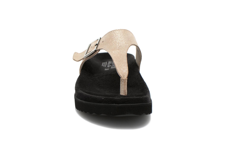 Mules & clogs Giesswein Verona Beige model view