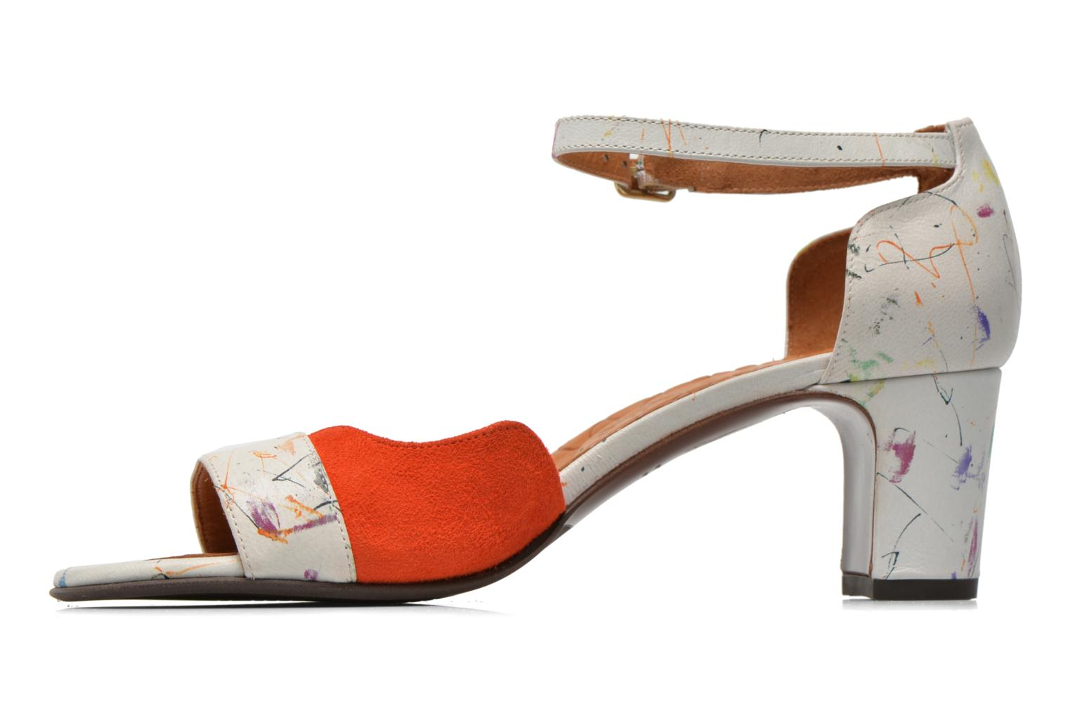 Sandals Chie Mihara Birra Multicolor front view